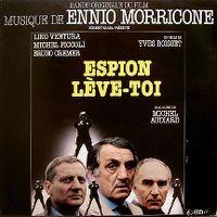 Cover Soundtrack / Ennio Morricone - Espion lève-toi
