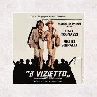 Cover Soundtrack / Ennio Morricone - Il vizietto
