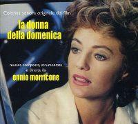 Cover Soundtrack / Ennio Morricone - La donna della domenica