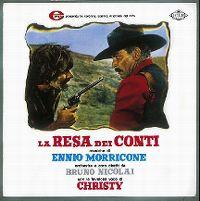 Cover Soundtrack / Ennio Morricone - La resa dei conti