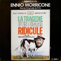 Cover Soundtrack / Ennio Morricone - La tragedie d'un homme ridicule