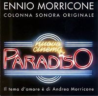 Cover Soundtrack / Ennio Morricone - Nuove cinema paradiso
