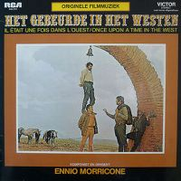 Cover Soundtrack / Ennio Morricone - Once Upon A Time In The West