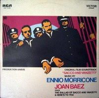 Cover Soundtrack / Ennio Morricone - Sacco And Vanzetti