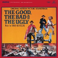 Cover Soundtrack / Ennio Morricone - The Good, The Bad And The Ugly