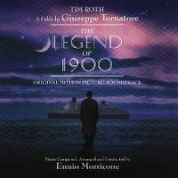 Cover Soundtrack / Ennio Morricone - The Legend Of 1900