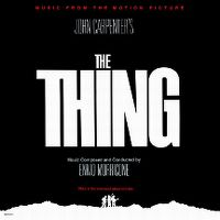 Cover Soundtrack / Ennio Morricone - The Thing