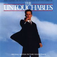 Cover Soundtrack / Ennio Morricone - The Untouchables