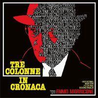 Cover Soundtrack / Ennio Morricone - Tre colonne in cronaca