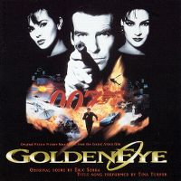 Cover Soundtrack / Eric Serra - Goldeneye