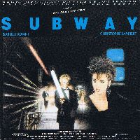 Cover Soundtrack / Eric Serra - Subway