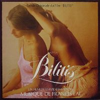Cover Soundtrack / Francis Lai - Bilitis