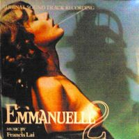 Cover Soundtrack / Francis Lai - Emmanuelle 2
