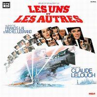 Cover Soundtrack / Francis Lai & Michel Legrand - Les uns et les autres