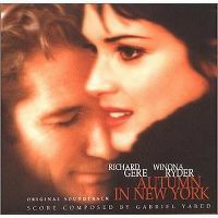 Cover Soundtrack / Gabriel Yared - Autumn In New York