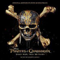 Cover Soundtrack / Geoff Zanelli - Pirates Of The Caribbean - Dead Men Tell No Tales