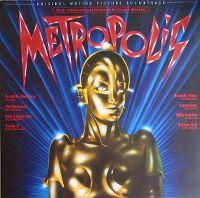 Cover Soundtrack / Giorgio Moroder - Metropolis