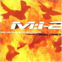 Cover Soundtrack / Hans Zimmer - Mission: Impossible 2