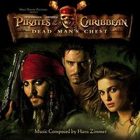 Cover Soundtrack / Hans Zimmer - Pirates Of The Caribbean - Dead Man's Chest