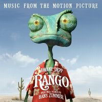 Cover Soundtrack / Hans Zimmer - Rango