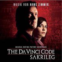 Cover Soundtrack / Hans Zimmer - The Da Vinci Code
