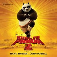 Cover Soundtrack / Hans Zimmer and John Powell - Kung Fu Panda 2