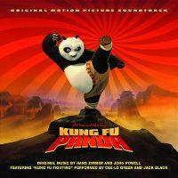 Cover Soundtrack / Hans Zimmer and John Powell - Kung Fu Panda