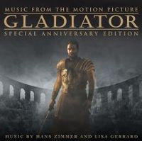 Cover Soundtrack / Hans Zimmer and Lisa Gerrard - Gladiator