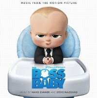 Cover Soundtrack / Hans Zimmer and Steve Mazzaro - The Boss Baby