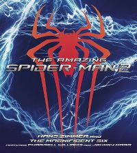 Cover Soundtrack / Hans Zimmer and The Magnificent Six feat. Pharrell Williams and Johnny Marr - The Amazing Spider-Man 2