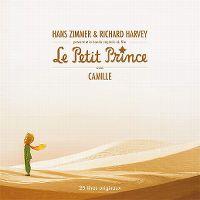 Cover Soundtrack / Hans Zimmer & Richard Harvey avec Camille - Le petit prince