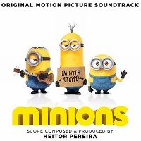 Cover Soundtrack / Heitor Pereira - Minions