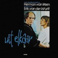 Cover Soundtrack / Herman van Veen / Erik van der Wurff - Uit elkaar