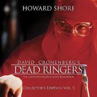 Cover Soundtrack / Howard Shore - Dead Ringers