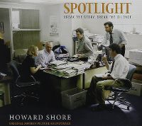 Cover Soundtrack / Howard Shore - Spotlight
