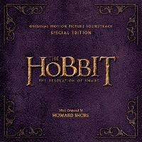 Cover Soundtrack / Howard Shore - The Hobbit - The Desolation Of Smaug