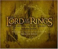 Cover Soundtrack / Howard Shore - The Lord Of The Rings - Box Set