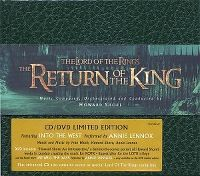Cover Soundtrack / Howard Shore - The Lord Of The Rings - The Return Of The King (Limited Edition)