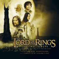 Cover Soundtrack / Howard Shore - The Lord Of The Rings - The Two Towers