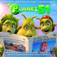 Cover Soundtrack / James Brett - Planet 51
