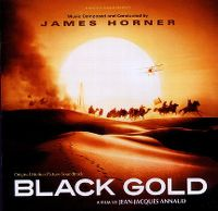 Cover Soundtrack / James Horner - Black Gold