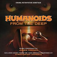 Cover Soundtrack / James Horner - Humanoids From The Deep