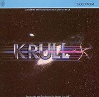 Cover Soundtrack / James Horner - Krull