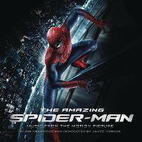 Cover Soundtrack / James Horner - The Amazing Spider-Man