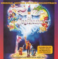 Cover Soundtrack / James Horner - The Pagemaster