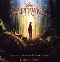Cover Soundtrack / James Horner - The Spiderwick Chronicles