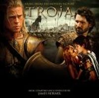 Cover Soundtrack / James Horner - Troy