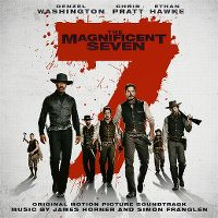 Cover Soundtrack / James Horner and Simon Franglen - The Magnificent Seven