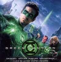 Cover Soundtrack / James Newton Howard - Green Lantern