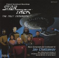 Cover Soundtrack / Jay Chattaway - Star Trek: The Next Generation